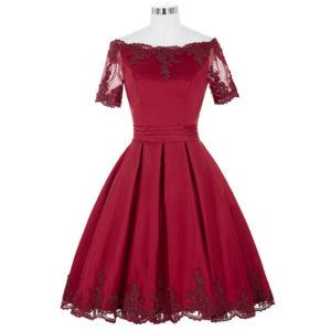Společenské šaty AliExpress