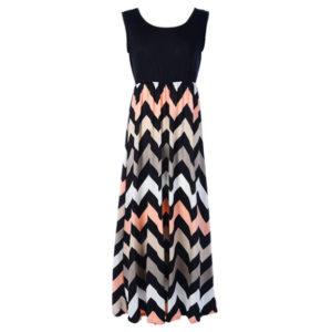 Maxi šaty AliExpress