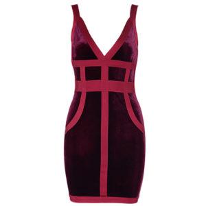 Sexy šaty AliExpress