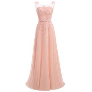 Plesové šaty AliExpress