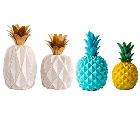 Keramický ananas AliExpress