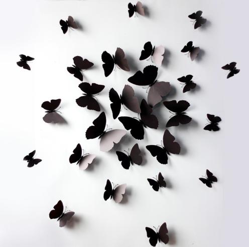 Nalepovací motýli AliExpress