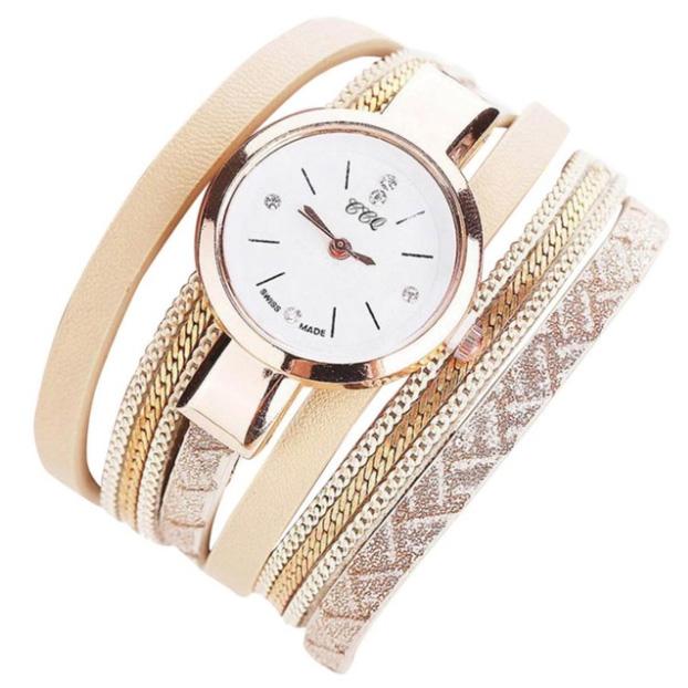 Dámské náramkové hodinky AliExpress