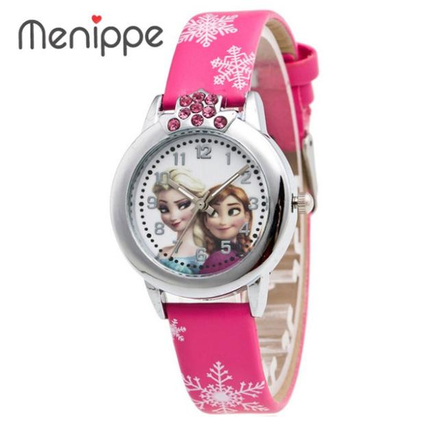 Dětské hodinky Frozen AliExpress