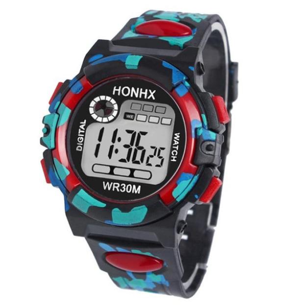 Dětské sportovní hodinky AliExpress