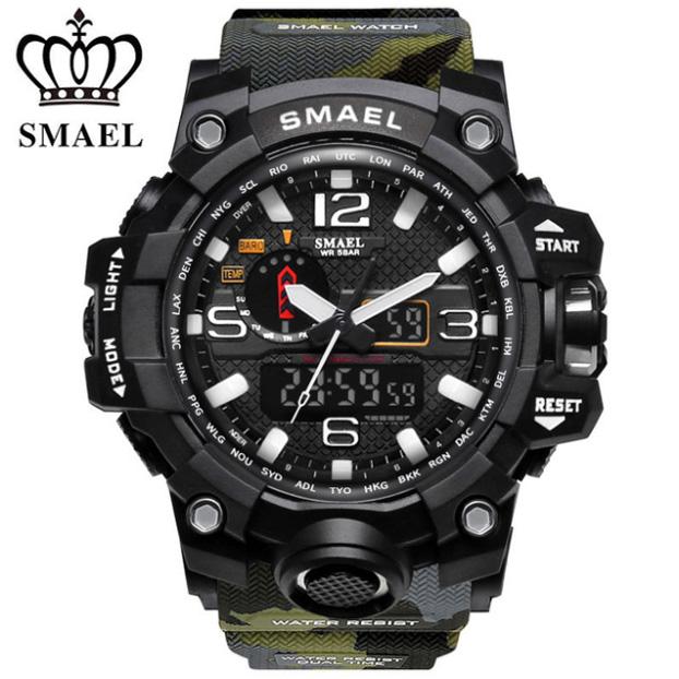 Sportovní pánské hodinky AliExpress