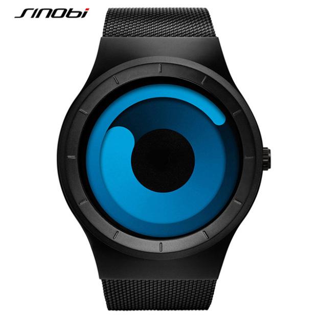 Zajímavé pánské hodinky AliExpress