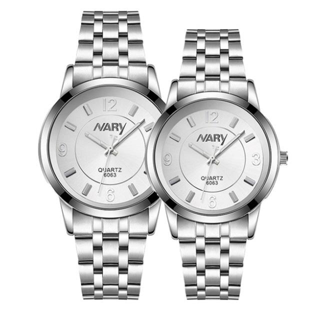 Elegantní hodinky pro páry AliExpress