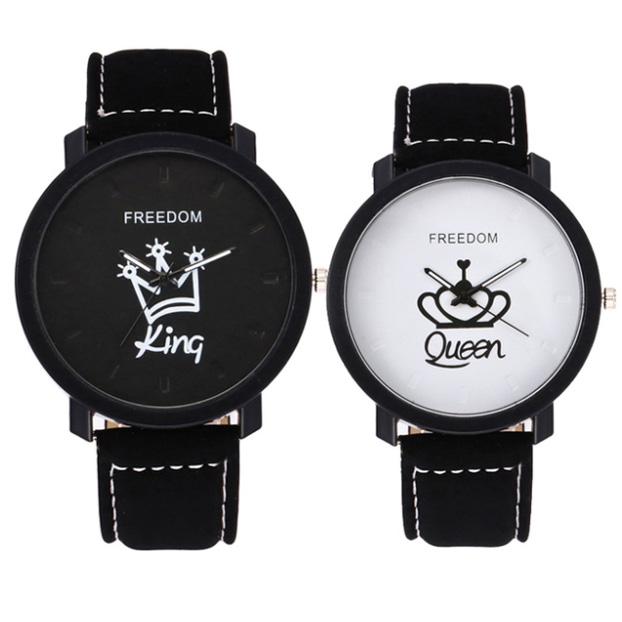 Originální hodinky pro páry AliExpress