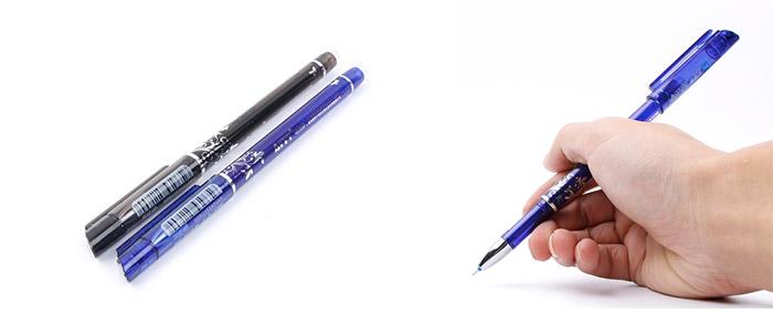 Gumovací pero z AliExpress