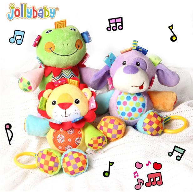 Hračky pro miminka z AliExpress