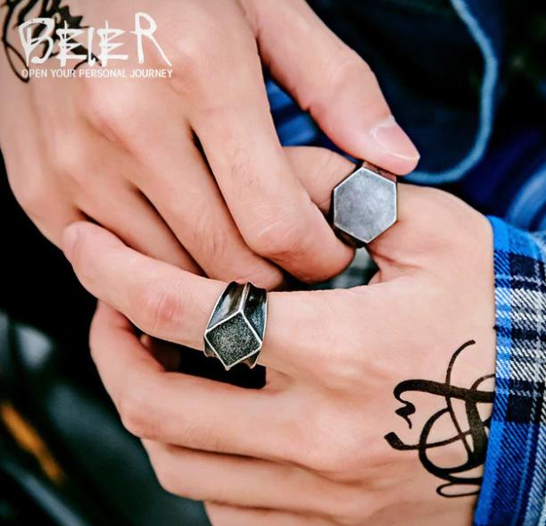 Pánský prsten z AliExpress