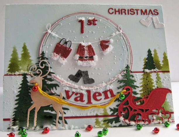 Vánoční přání z AliExpress