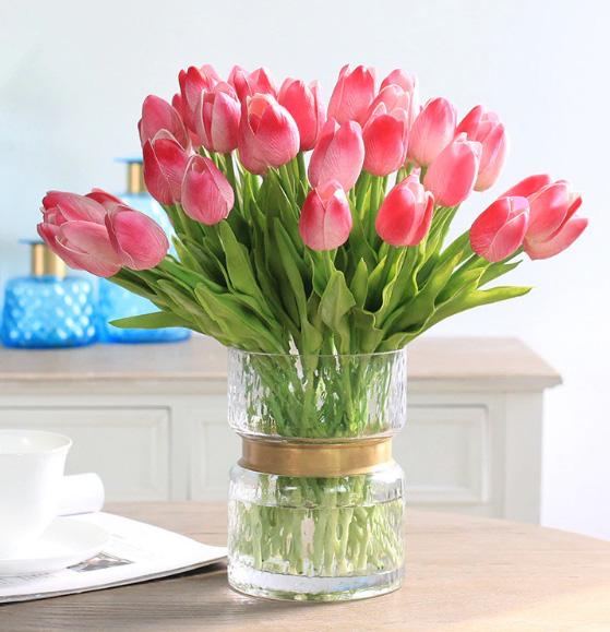 Tulipany z AliExpress