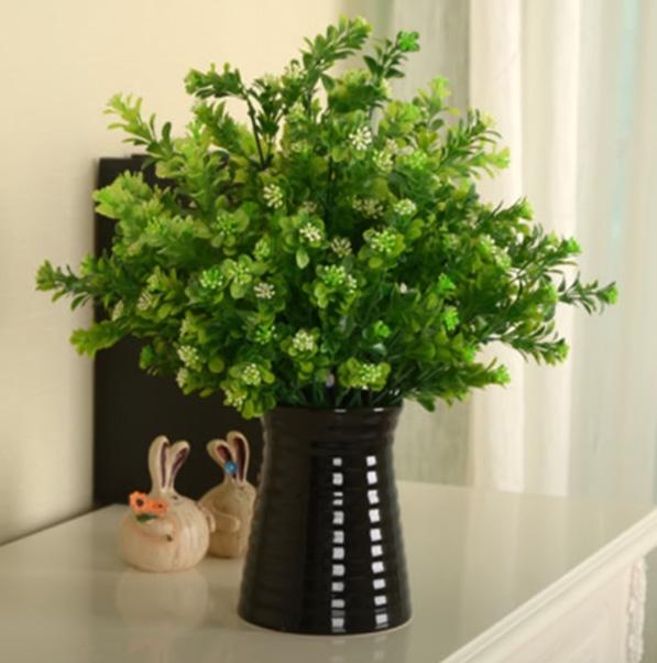 Zelené větvičky z AliExpress