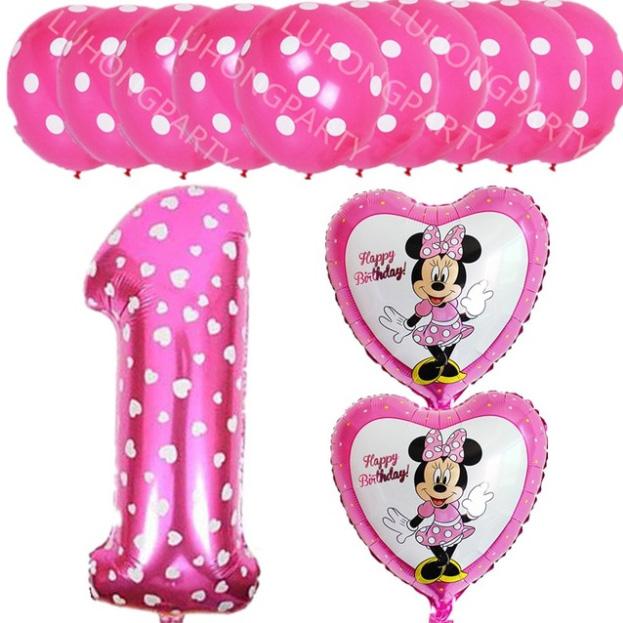 Narozeninové balónky z AliExpress