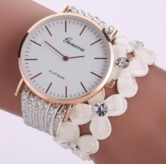 Dámské náramkové hodinky z AliExpress