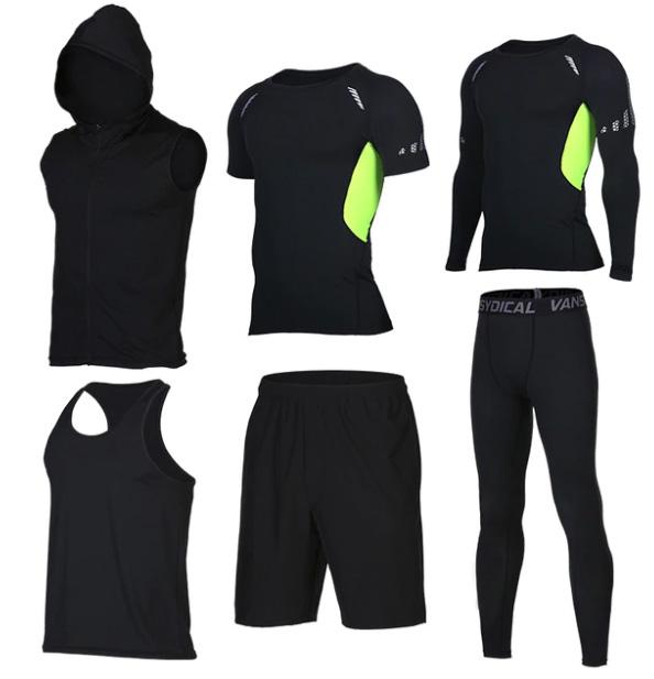 Sportovní oblečení pro muže z AliExpress