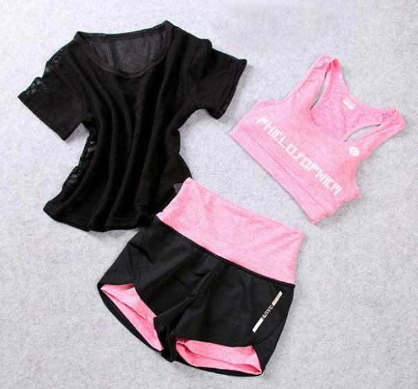 Sportovní oblečení pro ženy z AliExpress