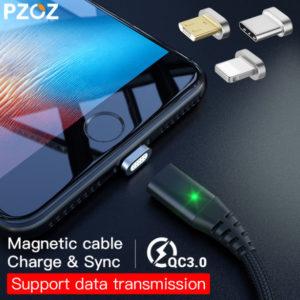 Magnetický USB kabel z AliExpress
