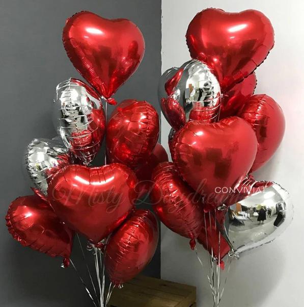 Balónky z AliExpress