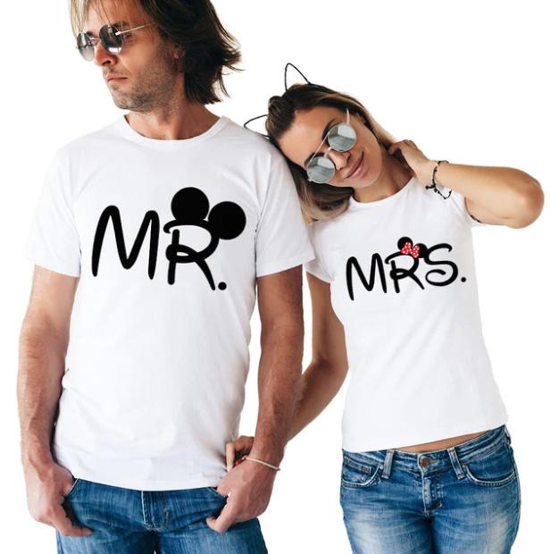 Oblečení pro páry z AliExpress