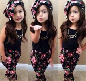 Dětské oblečení z AliExpress