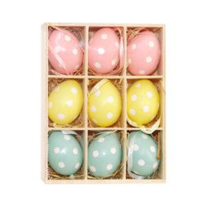 Dekorační vajíčka z AliExpress