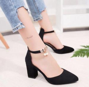 Dámské boty z AliExpress