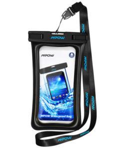 Voděodolný obal na mobil z AliExpress