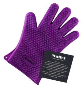 Silikonové rukavice z AliExpress