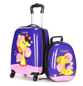Dětský kufr z AliExpress