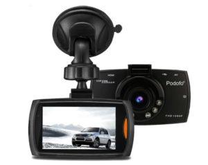 Kamera do auta z AliExpress