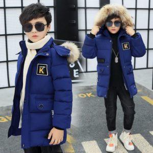 Zimní bunda z AliExpress