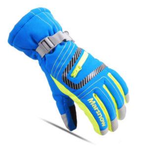Lyžařské rukavice z AliExpress