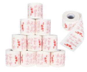 Toaletní papír z AliExpress