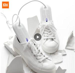 Vysoušeče bot z AliExpress
