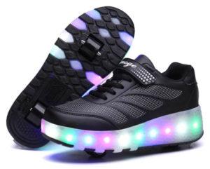 LED boty z AliExpress
