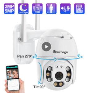 Wifi kamera z AliExpress